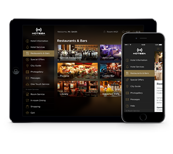 Mobile Apps for Hotels
